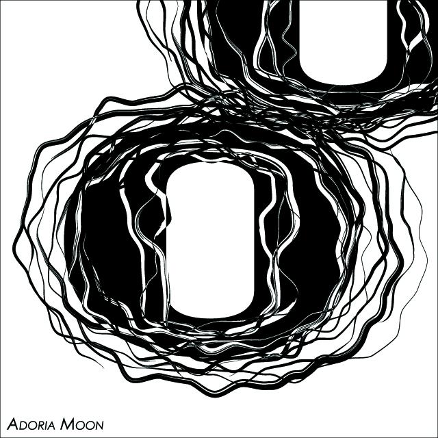 Boo poster detail - Adoria Moon